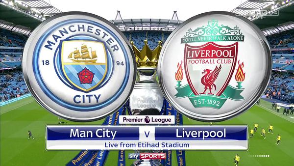 Liverpool Vs Manchester City Full Match 2017