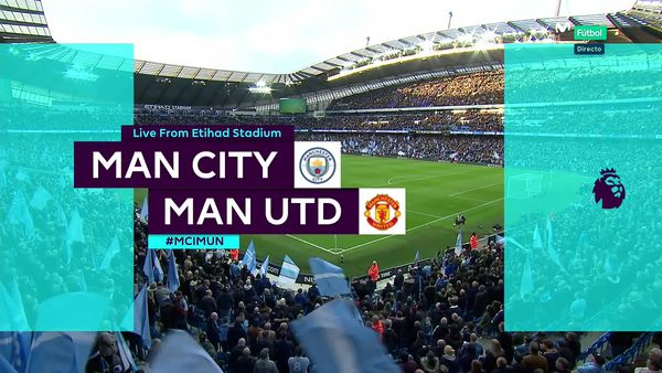 Manchester City Vs Manchester United Full Match Replay